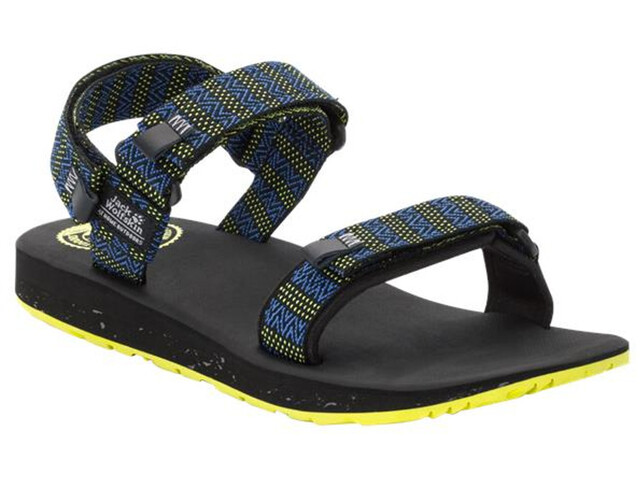 Jack Wolfskin Outfresh Sandals Men, blue/black